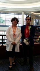 Gendo Ikari and Another