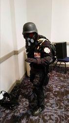 Umbrella Corp. Soldier