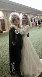 The Goblin King and Sara