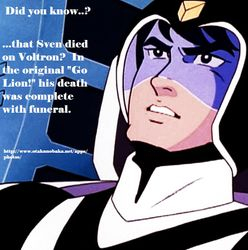 Did You Know Sven Died?