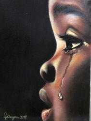Crying Child (ESPECIALLY FOR PALESTINIAN CHILDREN)