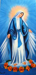 Saint Mary (Peace Be Upon Her)
