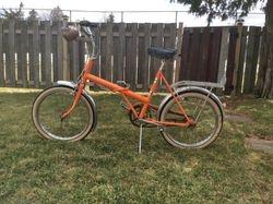 Orange Eaton Glider