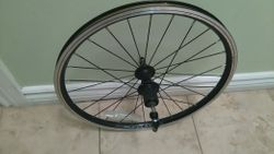 Kinetik Wheel (used by Dahon) to build