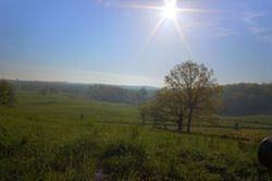 Cemetary Ridge an Dawn