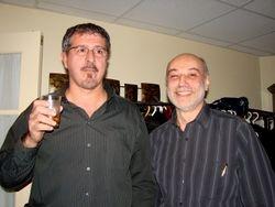 Eddie and Dino