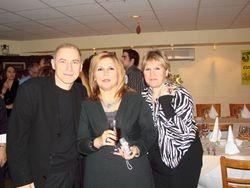 Sam Gina and Tina