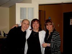 Sam,  Kathy & Roseanne