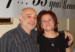 Dino and Enza