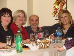 Noreena, Mary, Dino and Gina
