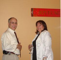 Louis Falco and Kathy