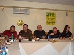 Joe, Pat, Nick, Mike and Gail