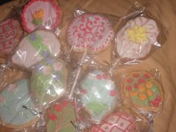 Assorted Cookies by Christine