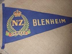 Blenheim Pennant