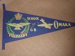 RNZAF Omaka Pennant