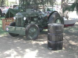 Ex RNZAF Ford N