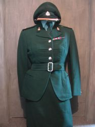 WRAC Uniform