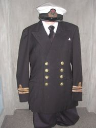 Naval Reserve Uniform