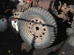 NDT tyres