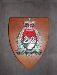 22 Bat. Crest