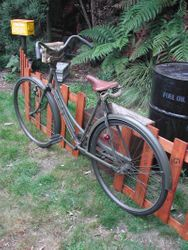 Raleigh Army Bicycle
