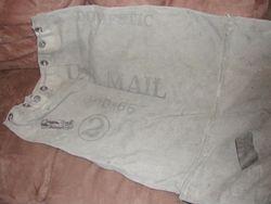Old US Mail Bag