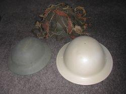 Three Special Helmets