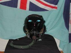 Custom Gentex Helmet