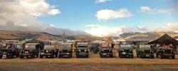 Jeeps En Masse