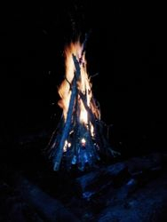 Last Fire of Summer Camp