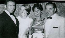 Philip & James Danaher Son's of Daniel John & Alma Danaher & their wives