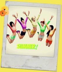 Summer shoot