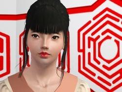 Lovely hostess, Ayako Suwabe