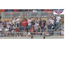 Section 218 in the 1st inning