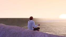 Covan Meditating 1