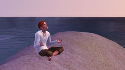 Covan Meditating 3