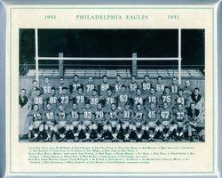1951 Philadelphia Eagles