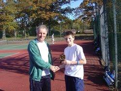2007 Junior Tournament Winner