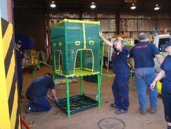 Building kids play equipment using Hyd