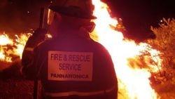 Peedamulla burn off