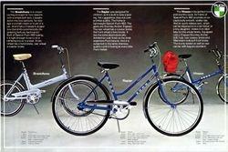 1977 PUCH catalog USA