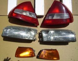 Mitsubishi EVO IV Lights