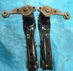 PWR STR arms and Lower Control Arms