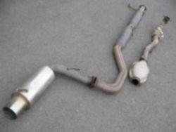 EVO IV / V / VI  Exhaust System