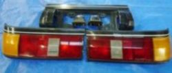AE86 3Dr Whiteline Tail Lights Set
