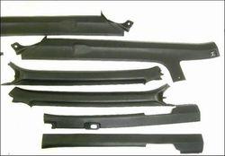 Various AE86 IInterior 3Dr BLACK
