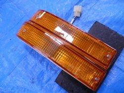AE86 LEVIN Kouki Bumper Bar Indicator Assys
