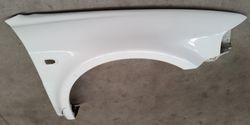 EVO V / VI RHS White Aluminium Guard Assy