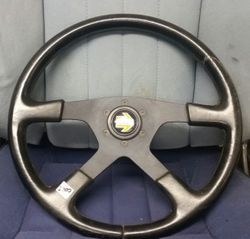 Momo and Centre Horn button 375MM