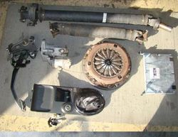 Altezza SXE10 Manual Conversion Parts